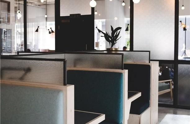 Borough High Street SE1 office space – Break Out Area