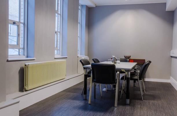 Queens Road SW19, SW20 office space – Meeting/Boardroom.
