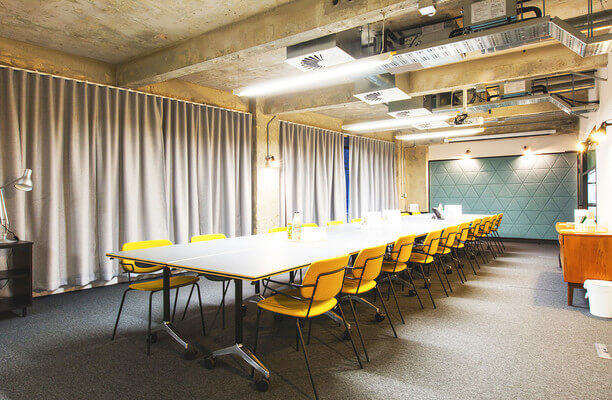Singer Street EC1 office space – Meeting/Boardroom.