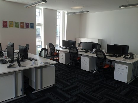 Bedford Road NN1 - NN6 office space – Private Office (different sizes available).