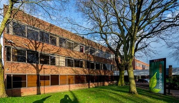 Cranmore Place B91 office space – Building External
