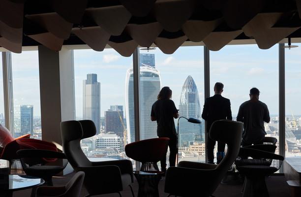 London Bridge Street SE1 office space – View
