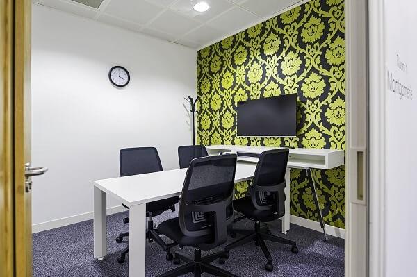 Deer Park EH54 office space – Meeting/Boardroom.