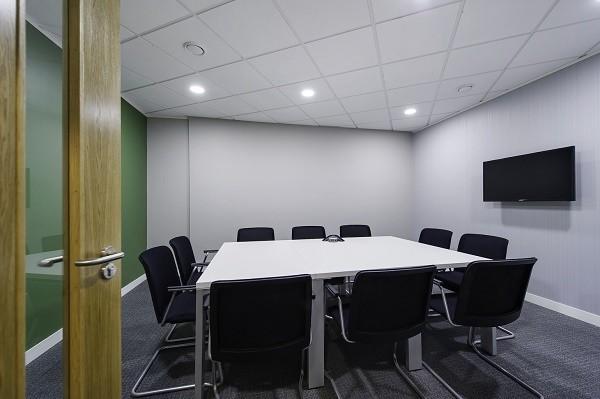 Savile Street HU1 office space – Meeting/Boardroom.