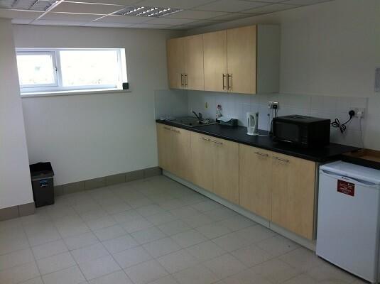 Admiralty Way GU15 - GU17 office space – Kitchen
