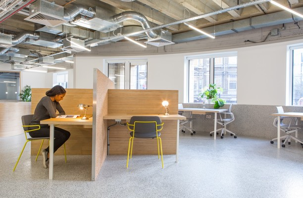 Angel Square N18 office space – Shared Office