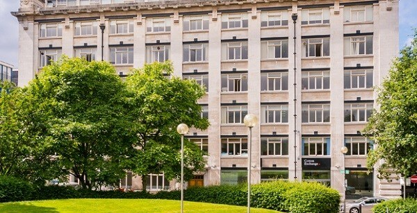 Bixteth Street office space – Building External