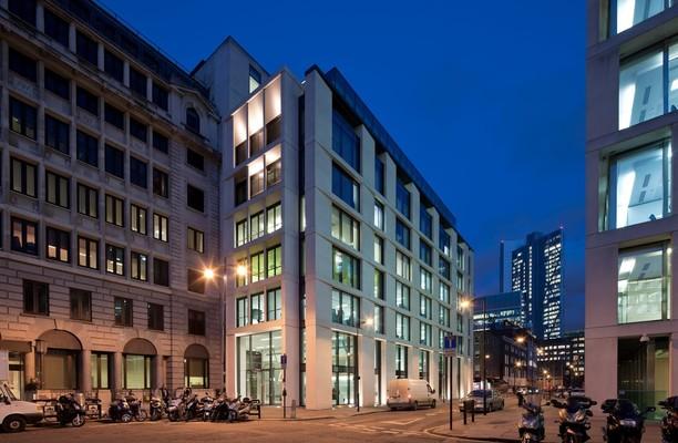 Finsbury Square EC1, EC2 office space – Building External