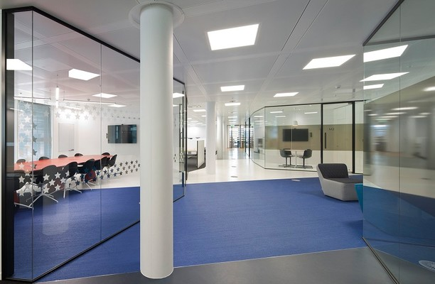 Cannon Street EC4 office space – Meeting/Boardroom.