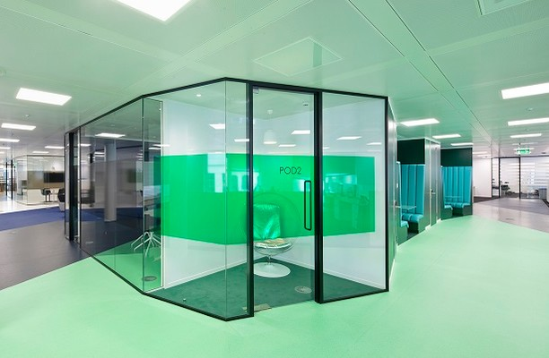 Cannon Street EC4 office space