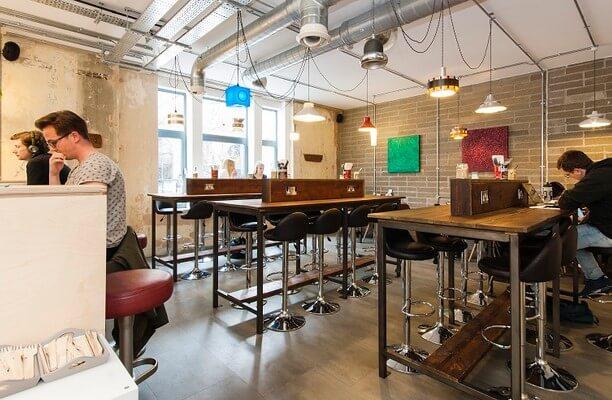 City Road EC1 office space – Break Out Area