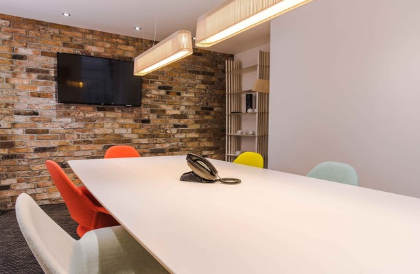 Southampton Place WC1 office space – Meeting/Boardroom.