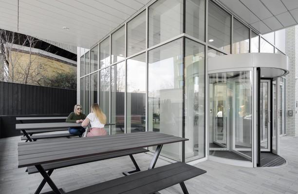 Pell Street SE16 office space – Break Out Area