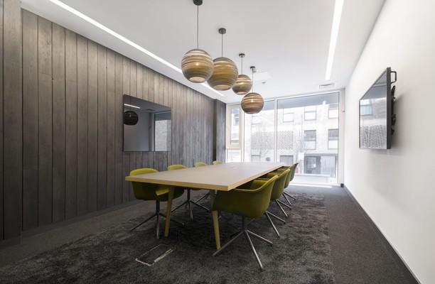 Pell Street SE16 office space – Meeting/Boardroom.
