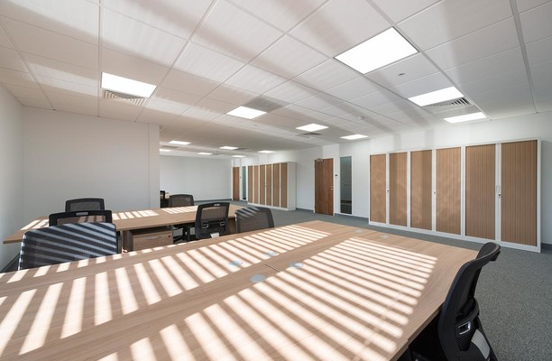 Aviary Court RG21 office space – Private Office (different sizes available).