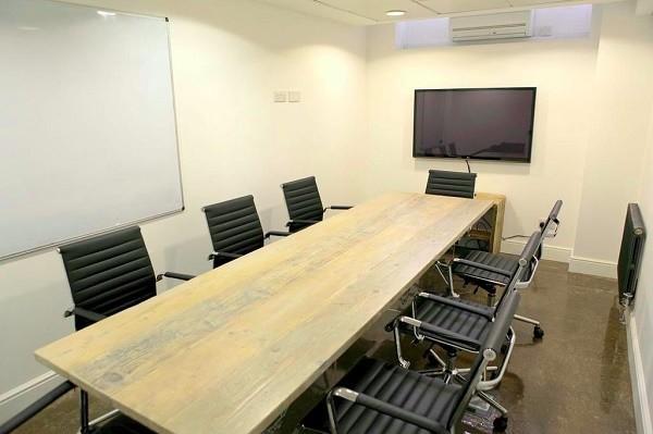 Dufferin Street EC1 office space – Meeting/Boardroom.