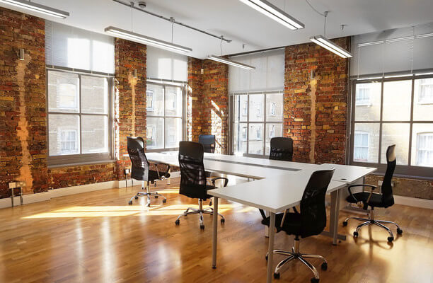 Dufferin Street EC1 office space – Private Office (different sizes available).