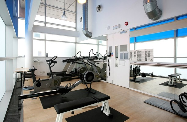 Bickenhill Lane B1 office space – Gym