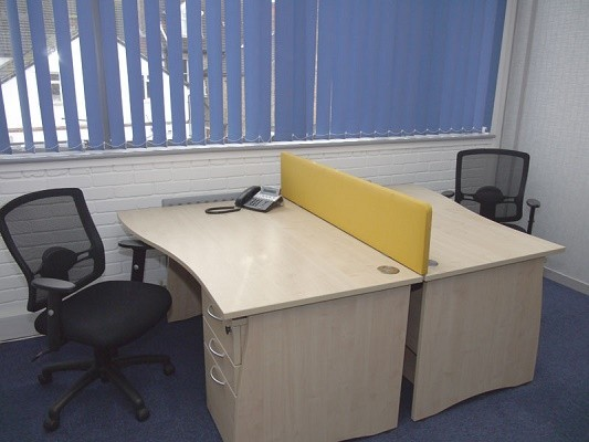 Woodthorpe Road TW15 office space – Private Office (different sizes available).