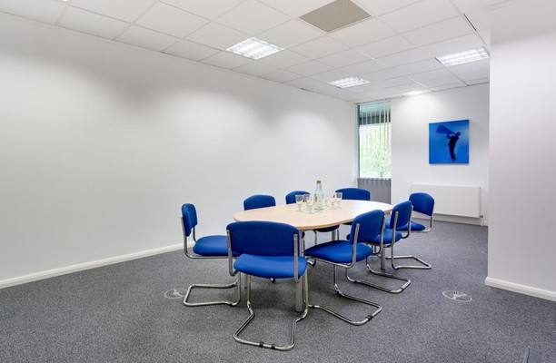 Alba Campus EH54 office space – Meeting/Boardroom.
