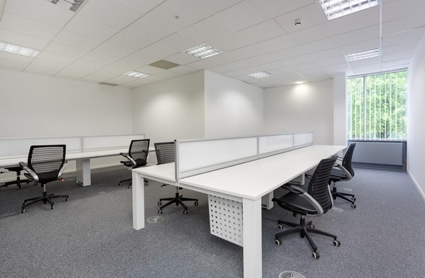 Alba Campus EH54 office space – Private Office (different sizes available).