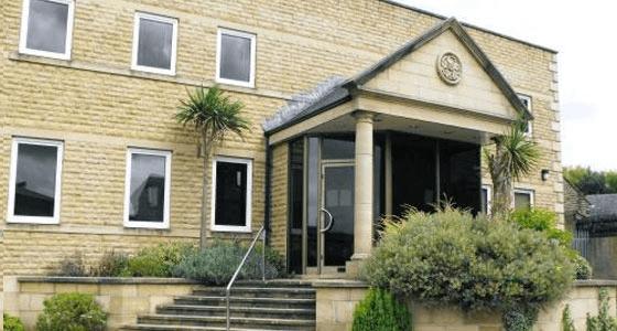 Bradford Road WF17 office space – Building External