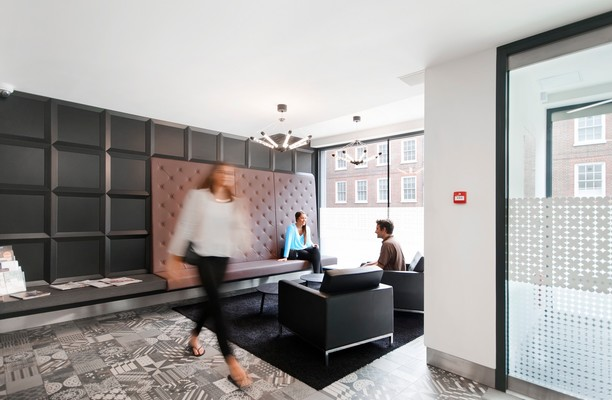Gray's Inn Road WC2A office space – Break Out Area