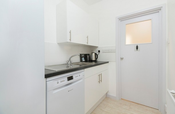 Campden Hill Road W10, W11 office space – Kitchen