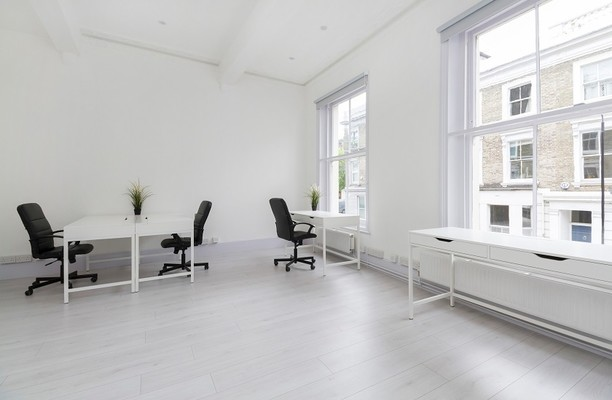 Campden Hill Road W10, W11 office space – Private Office (different sizes available).