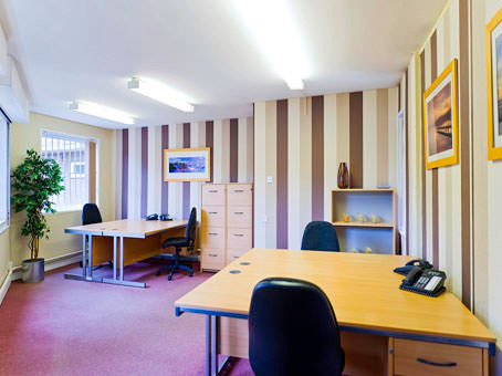 Warwick Road CV1 office space – Private Office (different sizes available).