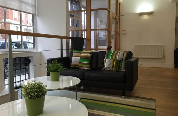 East St. Helen Street OX14 office space – Break Out Area