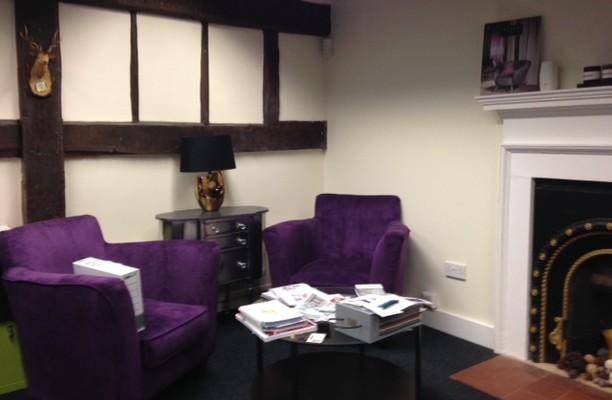 Cornerhall HP1 office space – Break Out Area