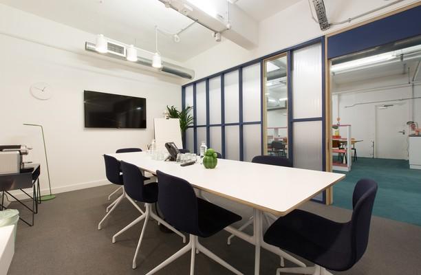 Whitechapel High Street E1, EC3 office space – Meeting/Boardroom.