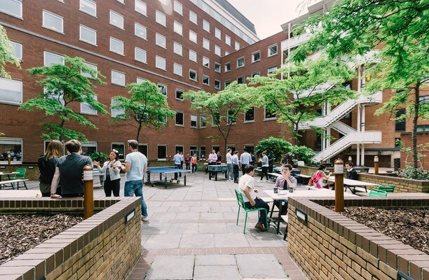 Gray's Inn Road WC2A office space – Outdoor Area
