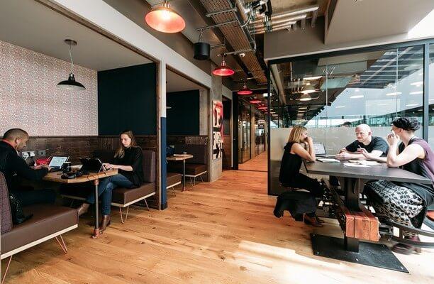 Corsham Street EC1 office space – Shared Office