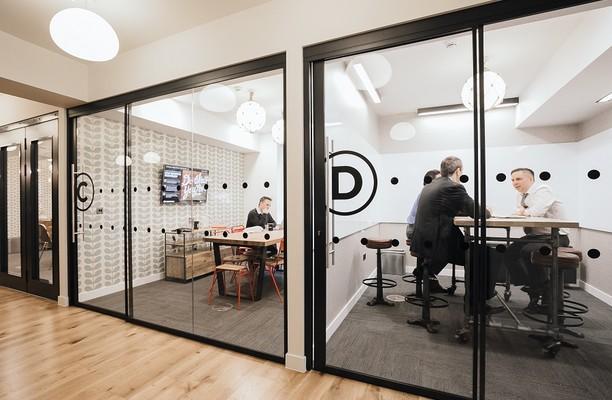 Sheraton Street W1 office space – Meeting/Boardroom.