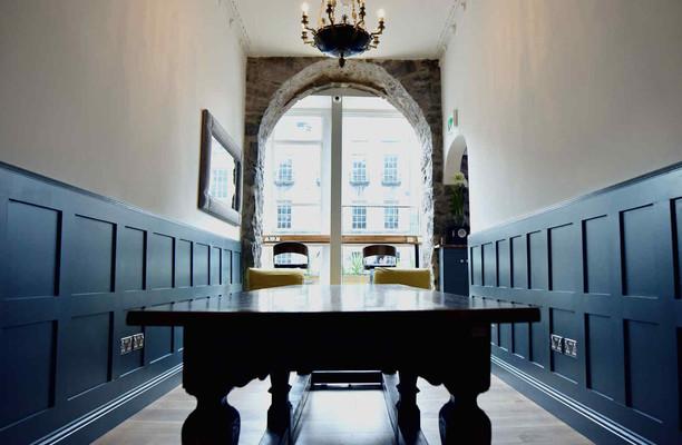 Dublin Street EH1 office space – Meeting/Boardroom.