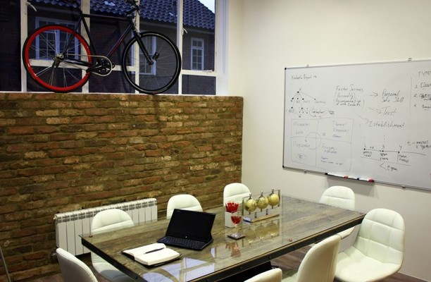 Fairfax Road NW3 office space – Meeting/Boardroom.