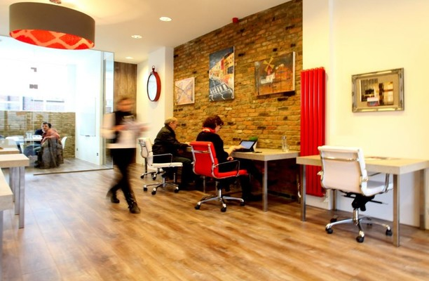 Fairfax Road NW3 office space – Private Office (different sizes available).