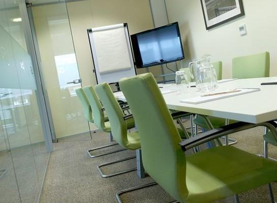 Stratford Road office space – Meeting/Boardroom.