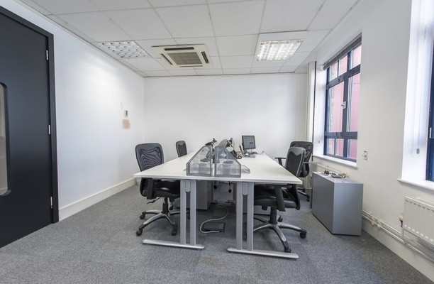 Neal Street WC2 office space – Private Office (different sizes available).