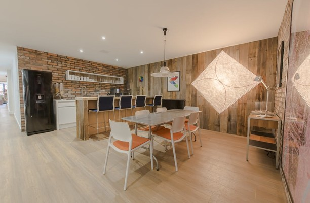 Neal Street WC2 office space – Kitchen
