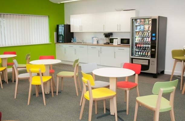 Beaufort Park NP16 office space – Kitchen