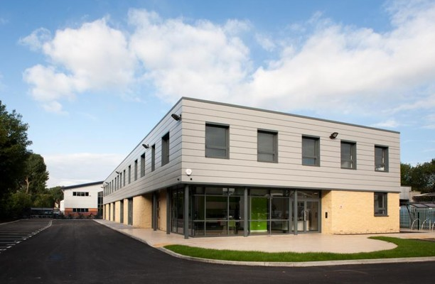 Bridge Road RH16, RH17 office space – Building External