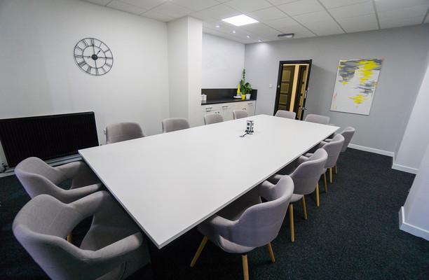 MacDowell Street PA1 - PA3 office space – Meeting/Boardroom.