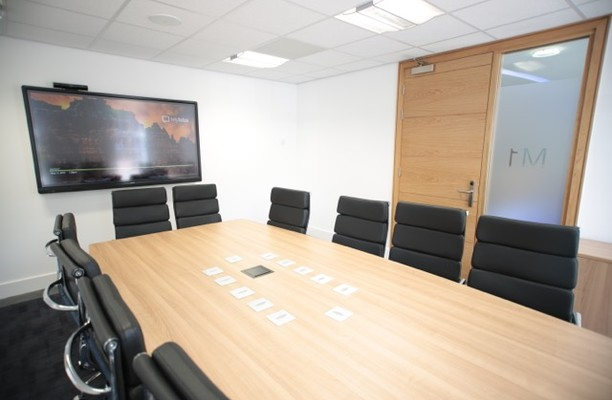 Park Square West office space – Meeting/Boardroom.