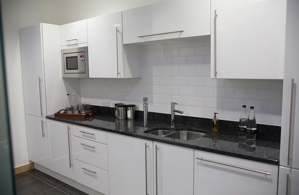 Park Square West LS1 office space – Kitchen