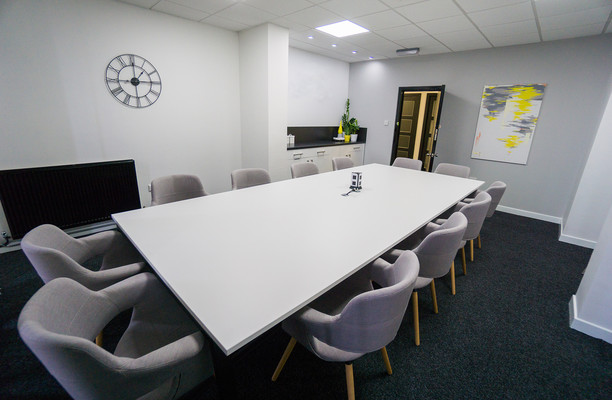 Clark Street PA1 - PA3 office space – Meeting/Boardroom.