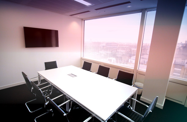 Thomas More Street E1, EC3 office space – Meeting/Boardroom.