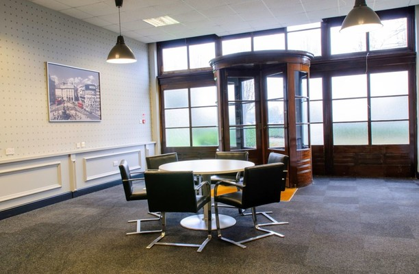 Thames Industrial Park RM18 office space – Reception